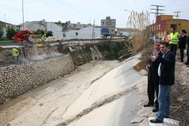 Fomento acondiciona y mejora la seguridad vial en la carretera que une Alcantarilla con Molina de Segura - 4, Foto 4