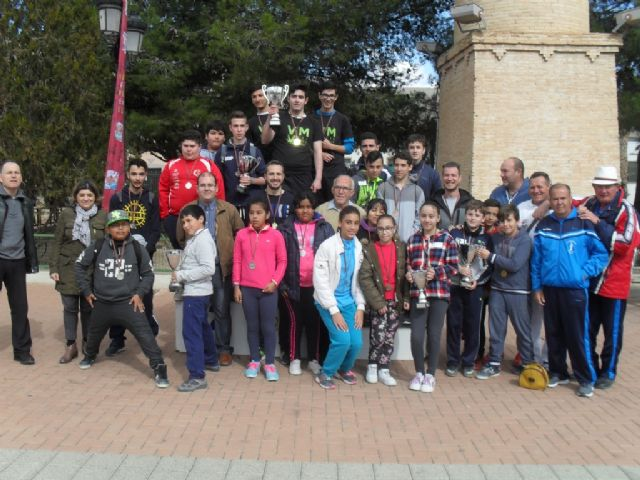 "The CEIP ""Santiago"" of Totana became champion in the Regional Final Petanque School Sports"