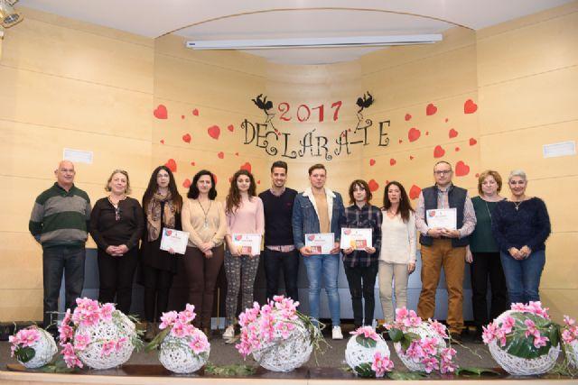 Juana María Calle y Enrique Tárraga ganan el primer premio del concurso de poesía Declára-te - 1, Foto 1