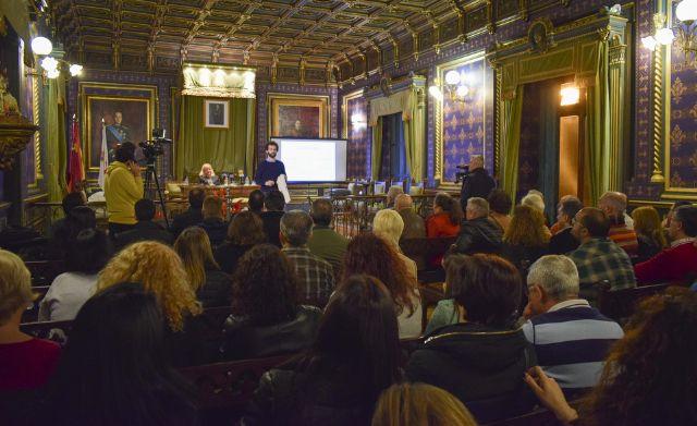 Presentada a comerciantes y hosteleros la marca aMazarrón - 1, Foto 1