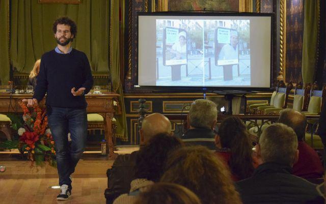 Presentada a comerciantes y hosteleros la marca aMazarrón - 2, Foto 2