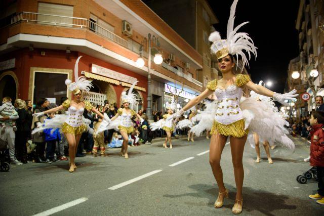 Mazarrón vive su primer gran fin de semana de carnaval, Foto 1