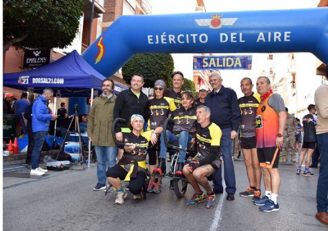 La VI Carrera de la Base Aérea de Alcantarilla eleva la solidaridad a su máximo exponente - 3, Foto 3