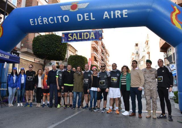 La VI Carrera de la Base Aérea de Alcantarilla eleva la solidaridad a su máximo exponente - 4, Foto 4