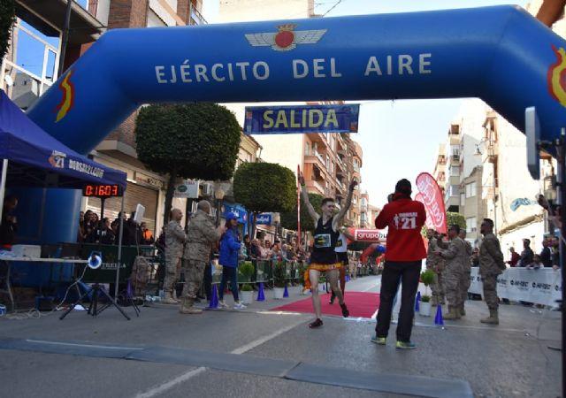La VI Carrera de la Base Aérea de Alcantarilla eleva la solidaridad a su máximo exponente - 5, Foto 5