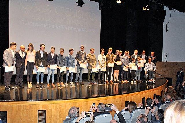 Alcantarilla acogió la Gala de Ciclismo de la Región de Murcia 2018 - 1, Foto 1