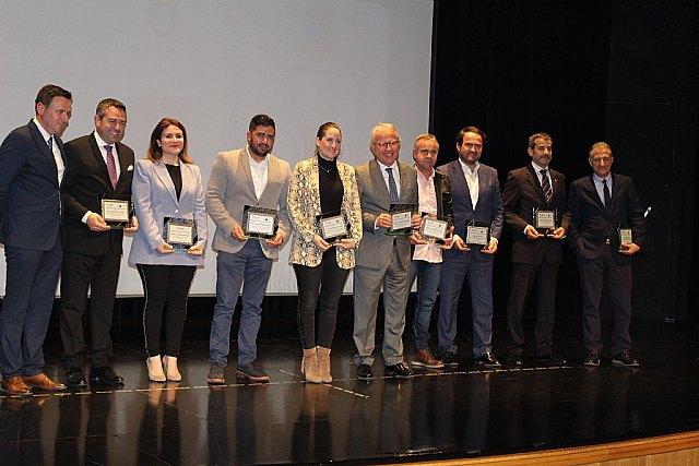 Alcantarilla acogió la Gala de Ciclismo de la Región de Murcia 2018 - 2, Foto 2