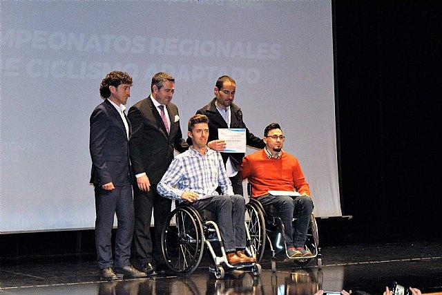 Alcantarilla acogió la Gala de Ciclismo de la Región de Murcia 2018 - 4, Foto 4