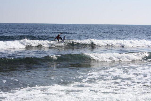 La liga nacional de surf ´junior series´ se estrena en el mediterráneo gracias al apoyo de Mazarrón - 2, Foto 2