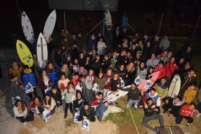 La liga nacional de surf ´junior series´ se estrena en el mediterráneo gracias al apoyo de Mazarrón - 4, Foto 4
