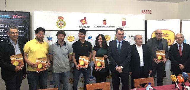 El II Torneo Internacional de Tenis Club de Campo de Murcia se disputará del 2 al 8 de marzo con Carlos Alcaraz como protagonista - 1, Foto 1