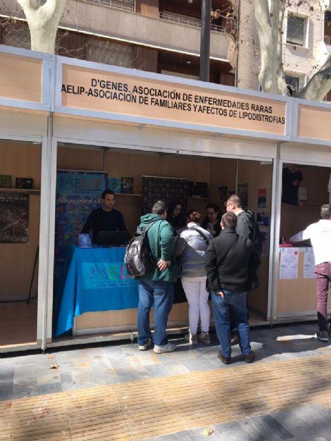 D´Genes participa desde hoy y hasta el sábado 29 de febrero en la XIX Muestra Internacional del Voluntariado - 3, Foto 3