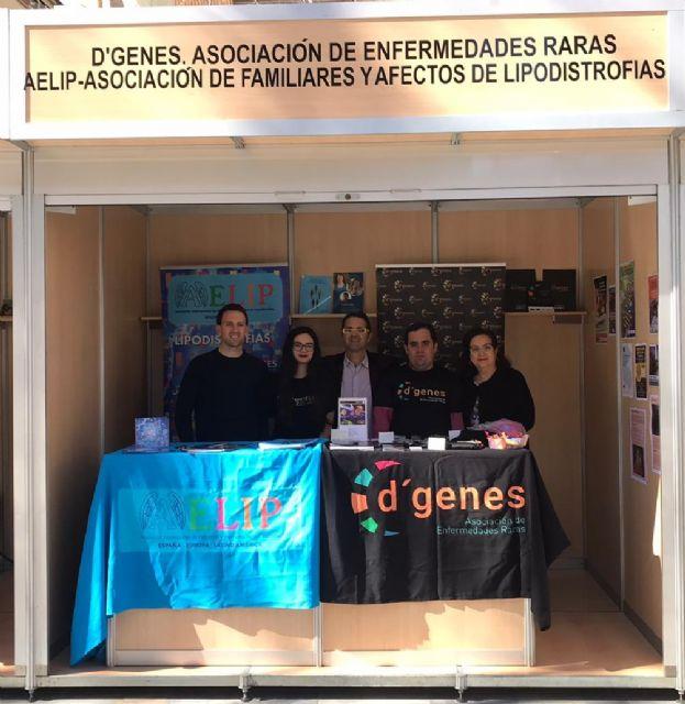 D´Genes participa desde hoy y hasta el sábado 29 de febrero en la XIX Muestra Internacional del Voluntariado - 4, Foto 4