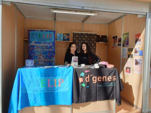 D´Genes participa desde hoy y hasta el sábado 29 de febrero en la XIX Muestra Internacional del Voluntariado - 5, Foto 5