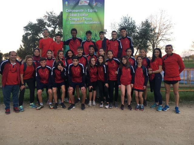 Selección para el Campeonato de España CSD de Cross Sub16 y Sub18 por Autonomías 2020 - 1, Foto 1