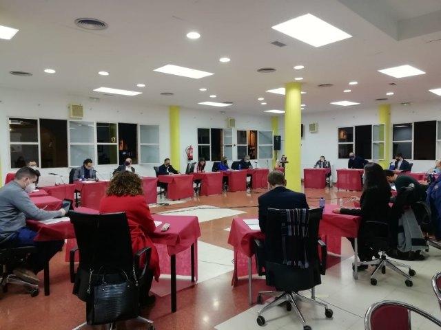 [El Pleno ordinario aborda la modificación de la Ordenanza Municipal Reguladora de la Venta Ambulante en este municipio