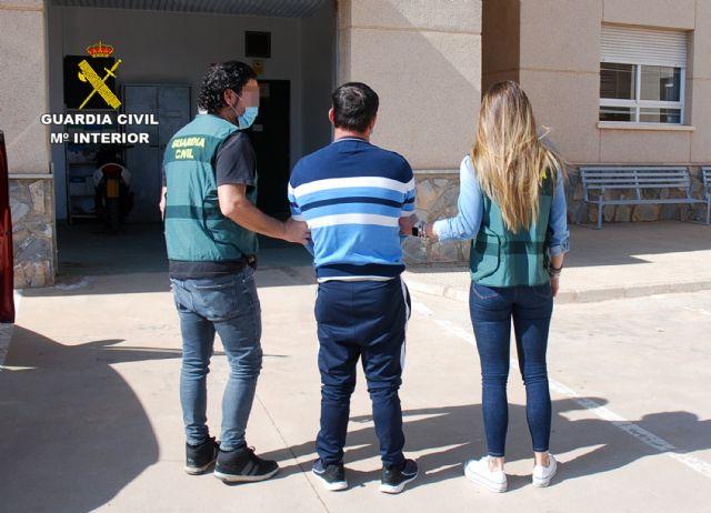 La Guardia Civil detiene en San Pedro del Pinatar a un ciudadano rumano buscado por Interpol - 1, Foto 1