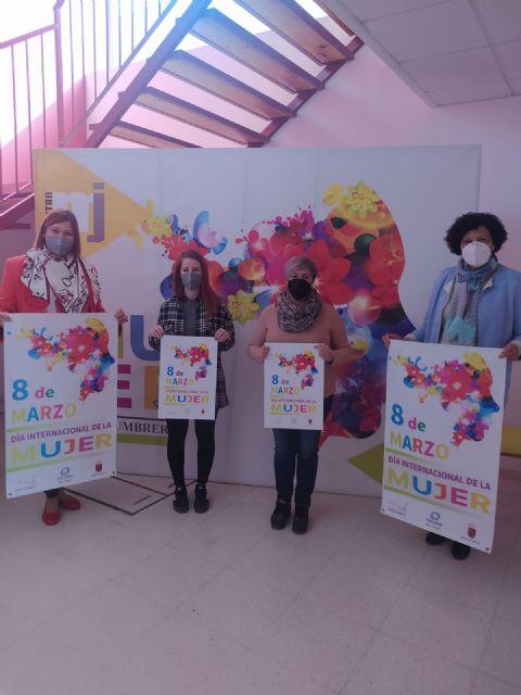 Puerto Lumbreras conmemora el día Internacional de la Mujer con un mes de marzo repleto de actividades - 1, Foto 1