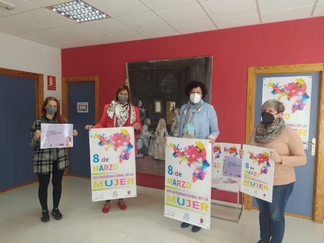 Puerto Lumbreras conmemora el día Internacional de la Mujer con un mes de marzo repleto de actividades - 2, Foto 2