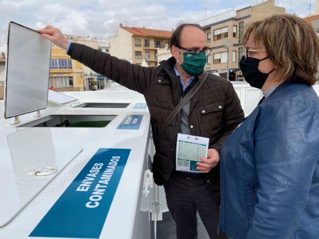 Torre Pacheco pone en marcha un ecoparque móvil para facilitar el reciclaje en todo el municipio - 2, Foto 2