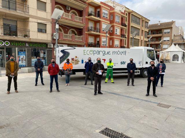 Torre Pacheco pone en marcha un ecoparque móvil para facilitar el reciclaje en todo el municipio - 3, Foto 3
