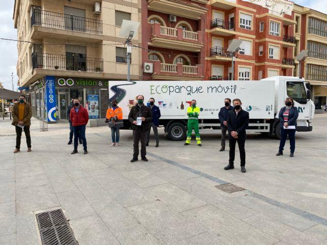 Torre Pacheco pone en marcha un ecoparque móvil para facilitar el reciclaje en todo el municipio - 4, Foto 4