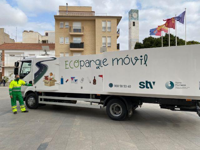 Torre Pacheco pone en marcha un ecoparque móvil para facilitar el reciclaje en todo el municipio - 5, Foto 5