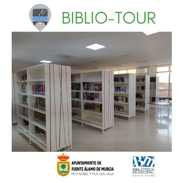El Biblio-Tour llega a las pedanías de Fuente Álamo de Murcia - 1, Foto 1