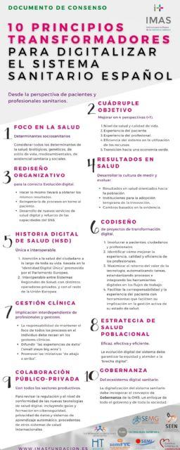 Medidas clave para acelerar la óptima digitalización del sistema sanitario español - 1, Foto 1