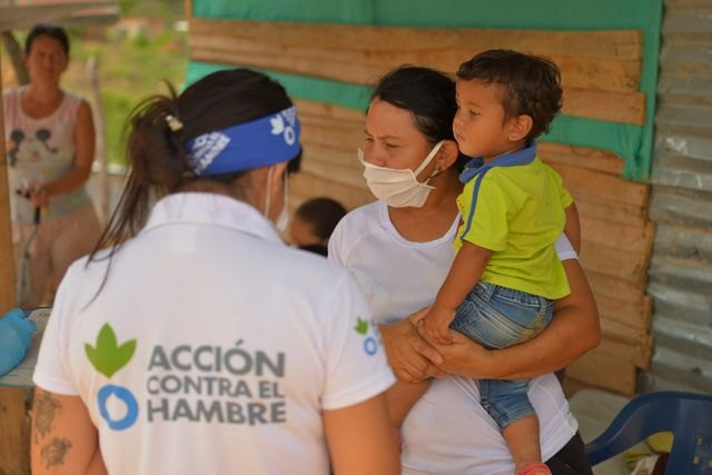 Tres estudios de Acción contra el Hambre evidencian el aumento del hambre por la Covid-19 en América Latina - 1, Foto 1