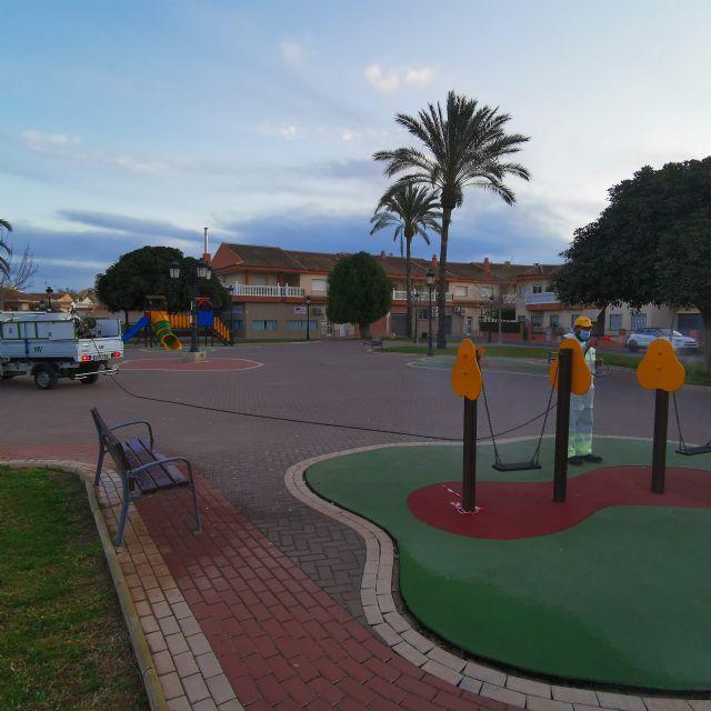Reapertura de Parques y Zonas de Juego Infantiles - 1, Foto 1