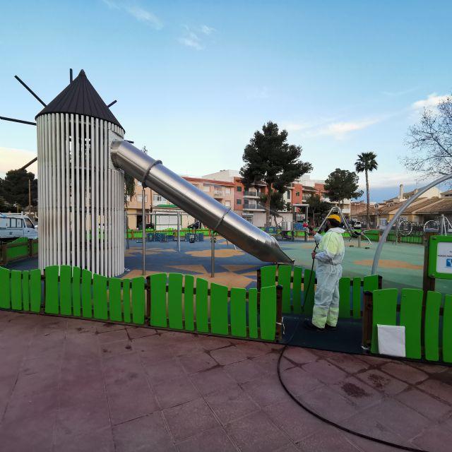 Reapertura de Parques y Zonas de Juego Infantiles - 2, Foto 2