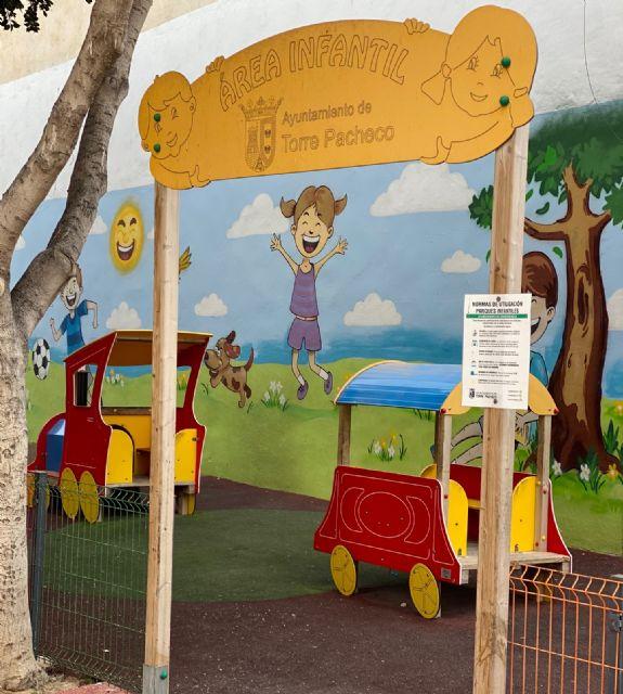 Reapertura de Parques y Zonas de Juego Infantiles - 4, Foto 4