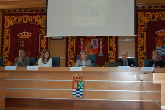 El Hospital de Molina recibe un reconocimiento institucional del Ayuntamiento molinense - 3, Foto 3