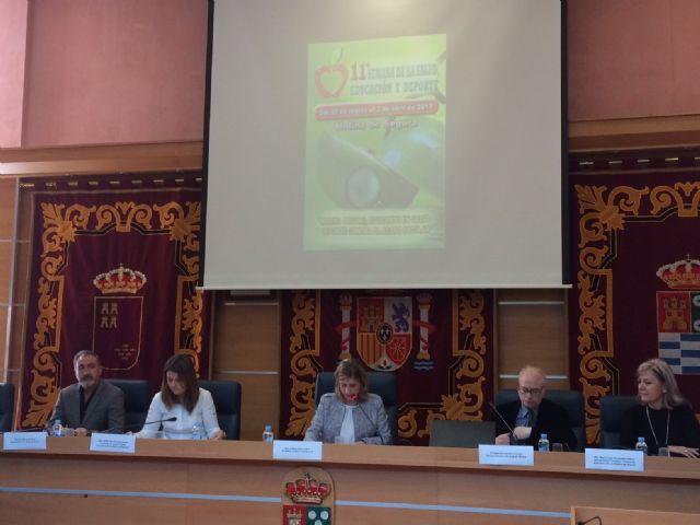 La 11ª Semana de la Salud, Educación y Deporte de Molina de Segura se celebra del 27 de marzo al 2 de abril con una amplia oferta de actividades divulgativas - 2, Foto 2