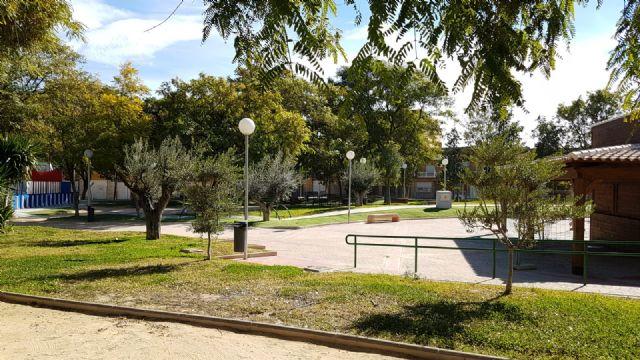 El jardín de Aviación contará en breve con un quiosco café-bar ubicado junto al parque canino - 2, Foto 2