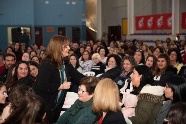 Ana Peinado muestra cómo educar con inteligencia emocional - 3, Foto 3