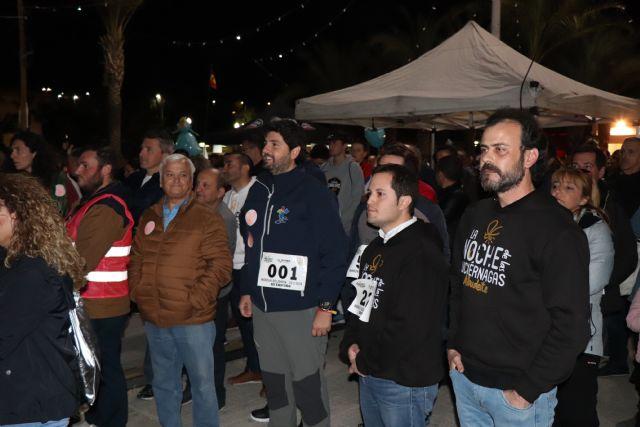 El presidente de la Comunidad participa en la marcha solidaria La Noche de las Luciérnagas - 1, Foto 1