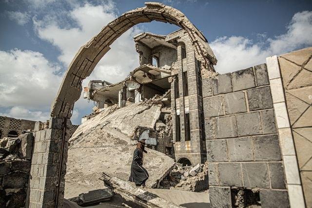 5 años de guerra en Yemen: la amenaza del Covid-19 plantea un nuevo desafío en un país ya devastado - 1, Foto 1