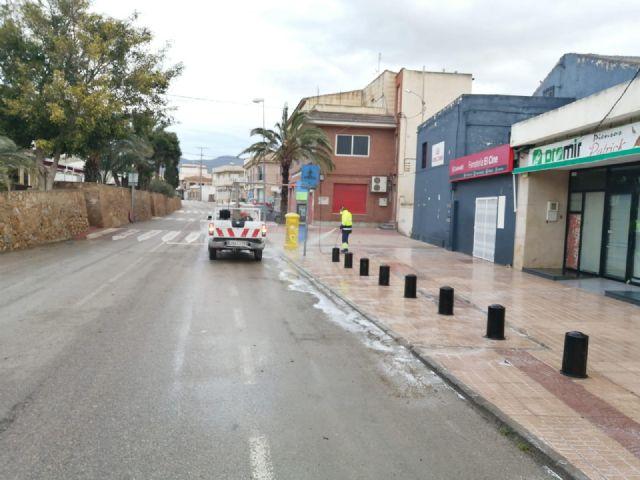 El ayuntamiento lleva a cabo una profunda desinfección en las pedanías del municipio - 3, Foto 3