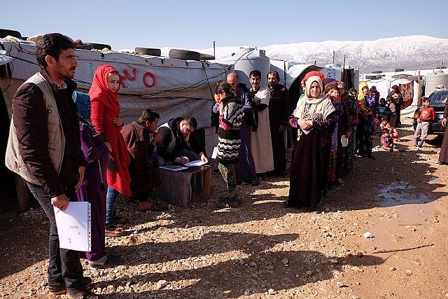 Personas migrantes, refugiadas y desplazadas, más expuestas al coronavirus - 1, Foto 1