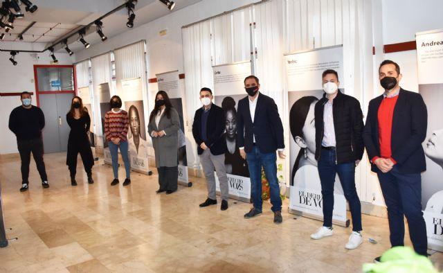 Se inaugura en Calasparra la exposición DERECHO DE VOZS - 1, Foto 1