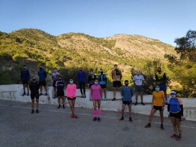 Este sábado, turno para el Trail Running en el Plan de Tecnificación Deportiva FAMU - 1, Foto 1