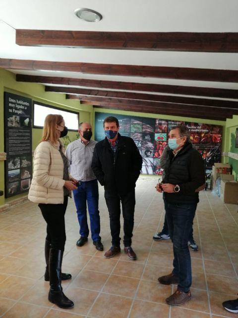 La Comunidad renueva el punto de información de Fuente la Higuera, en la Sierra de la Pila, con una inversión de 42.000 euros - 1, Foto 1