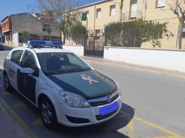 [El PP de Totana insta al Gobierno de España a la renovación urgente del parque de vehículos de la Guardia Civil