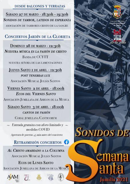 Cultura presenta el programa de conciertos 'Sonidos de Semana Santa' - 2, Foto 2