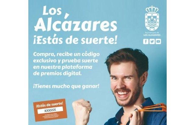Los comercios de Los Alcázares se suman a la campaña Estás de Suerte que comienza el próximo lunes - 1, Foto 1