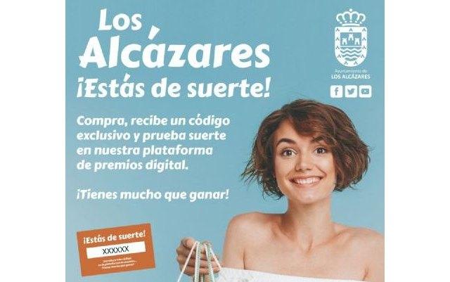 Los comercios de Los Alcázares se suman a la campaña Estás de Suerte que comienza el próximo lunes - 2, Foto 2