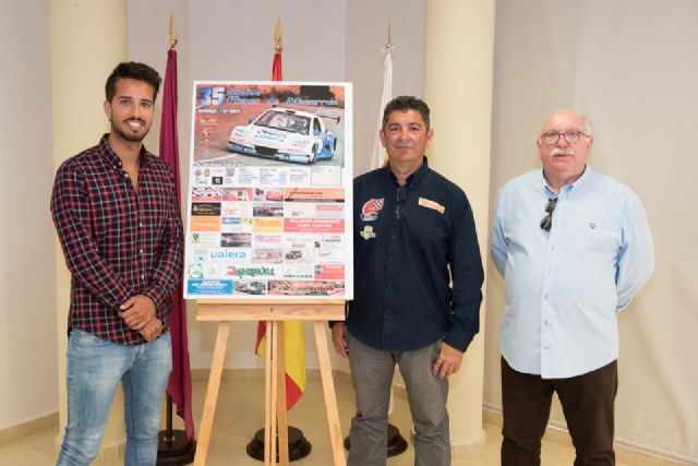 La XXXV Subida Automovilística Playas de Mazarrón reunirá a los mejores pilotos de montaña el próximo 7 de mayo, Foto 1