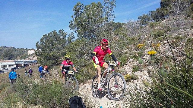 El CC Santa Eulalia disputó la I prueba del circuito XCM de Murcia